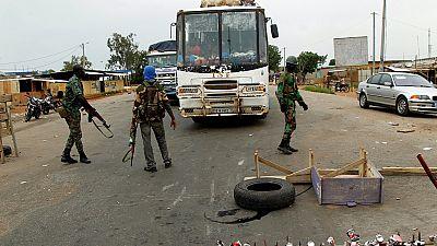 Côte d'Ivoire : le point sur les mutineries