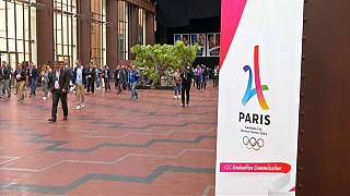 Le CIO visite les sites de Paris 2024