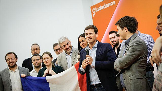 La victoria de Macron en Francia hace soñar al partido español Ciudadanos