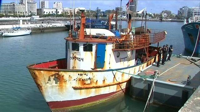 La Policía española intercepta dos barcos que transportaban un total de 8 toneladas de cocaína