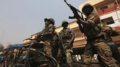 Armed rebels in C. African Republic city agree to leave