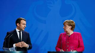 Macron meets Merkel to push EU reform idea