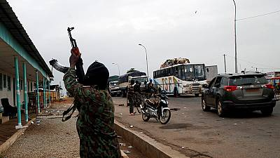 AU and ECOWAS concerned over violent Ivory Coast mutiny
