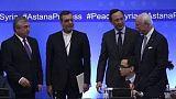 مفاوضات السلام حول سوريا في جولة جديدة بجنيف