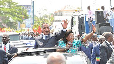 Congo : le président Denis Sassou N'Guesso inaugure le plus grand projet pétrolier du pays