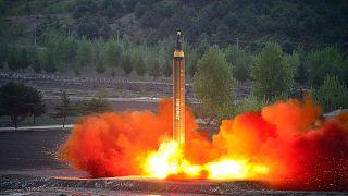 BM Kuzey Kore'nin füze denemeleri sebebiyle 'kınama' yayınladı