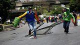 ادامه اعتراضات ضد دولتی در ونزوئلا؛ شمار کشته شدگان به ۴۰ نفر رسید