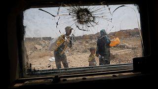 Ирак: боевики ИГ - на грани полного разгрома в Мосуле
