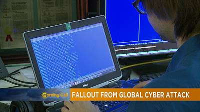 Fallout from global cyber attack [The Morning Call]
