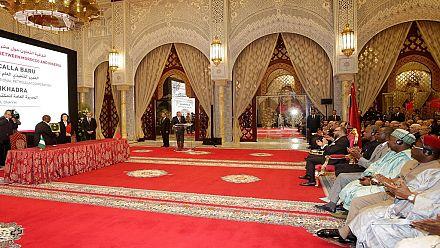 """Le Maroc et le Nigeria lancent l'étude de faisabilité du """"gazoduc atlantique"""""""