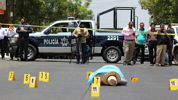 Sexto jornalista assassinado no México em três meses