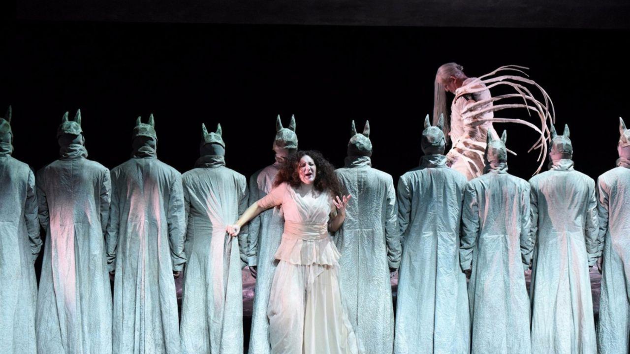 Στάθης Λιβαθινός: Βάπτισμα του πυρός στην όπερα με «Αΐντα» στις Βρυξέλλες