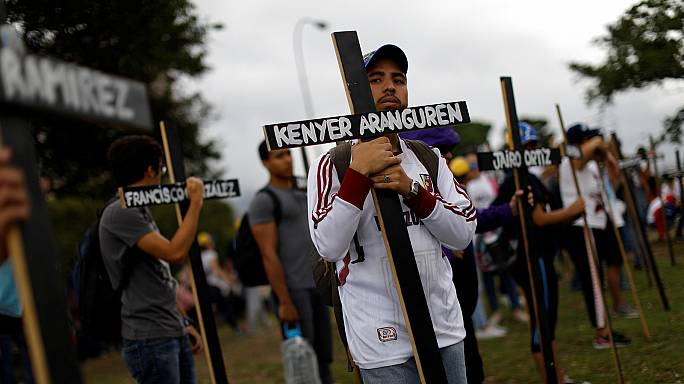 Political crisis in Venezuela claims two more lives