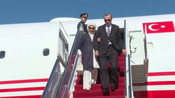 Síria, curdos e Gülen no menu de Trump e Erdoğan