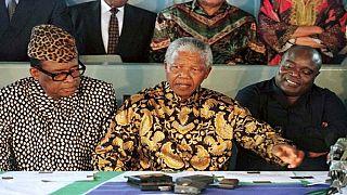 16 mai 1997 : jour de chute de Mobutu, Laurent-Désiré Kabila entre dans Kinshasa