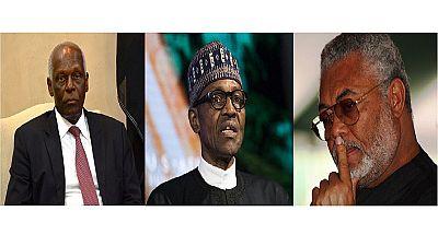 """Des dirigeants africains """"tués"""" par la rumeur, leur entourage réagit"""