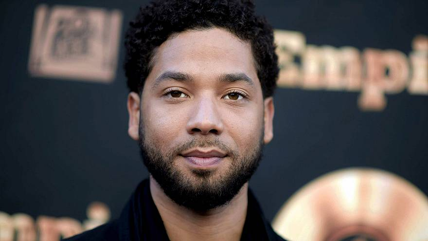 """Image: Actor and singer Jussie Smollett attends the """"Empire"""" FYC Event in L"""
