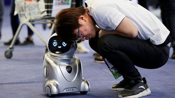 الذكاء والمستقبل محور رابع قمة لروبوتات الصين