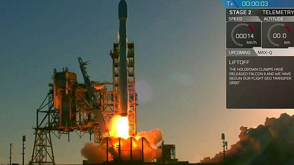 Satellite Inmarsat lanciato con successo da Cape Canaveral
