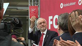 Royaume-Uni : le coup de barre à gauche de Jeremy Corbyn