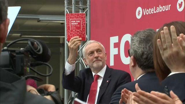 """برنامج حزب العمال البريطاني الانتخابي  يعد ب""""تغييرات جذرية"""""""