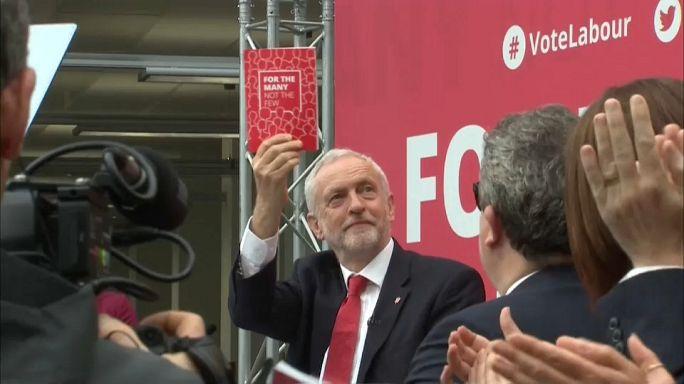 El Partido Laborista británico presenta su programa electoral