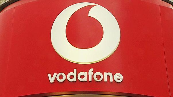 6,1 milliárd eurós vesztesége volt a Vodafone-nak
