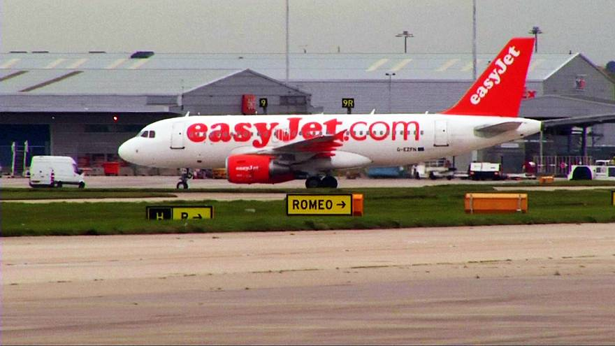 Убытки EasyJet увеличились в 10 раз