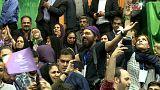 گزارش ویدئویی از تهران درباره حضور جوانان در انتخابات