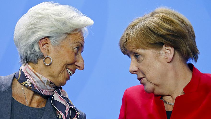 IMF to Germany: spend more!