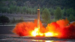 واکنش کره شمالی به انتقاد از آزمایش موشکی و حمایت چین از تحریم جهانی پیونگ یانگ