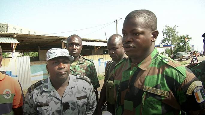 Army mutiny over pay ends in Ivory Coast