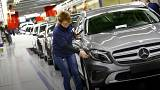Eurozone growth steady, no protectionist hit to trade