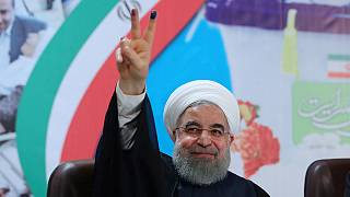 What economic concerns do Iranian voters have as they head to the polls?