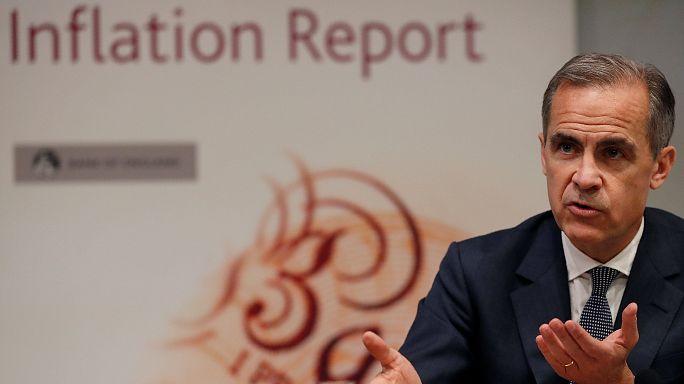 Briten spüren 2,7 Prozent Inflation in der Brieftasche