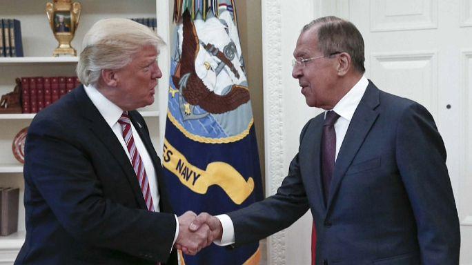 Weitergabe geheimer Informationen: Trump rechtfertigt sich