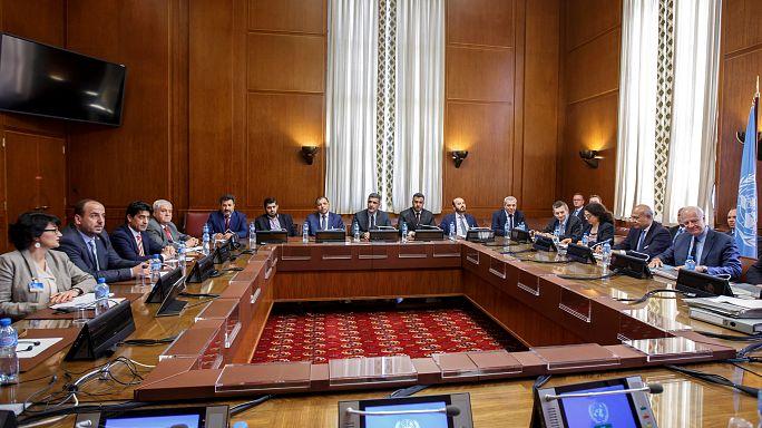 استعداد وفد المعارضة السوري لمحادثات مباشرة مع وفد النظام في جنيف