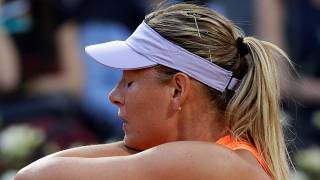 Sharapova Rolland Garros'ta yok