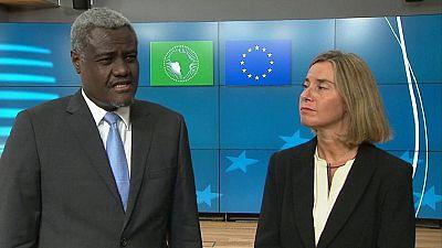 Réunion des ministres des Affaires étrangères européens sur l'Afrique