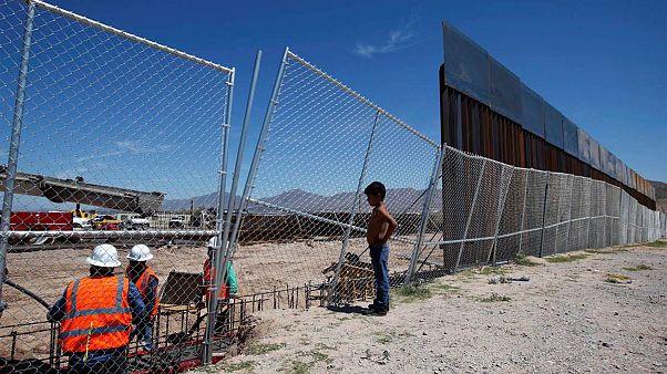 طرح ترامپ برای دیوارکشی مرز مکزیک به کجا رسید؟