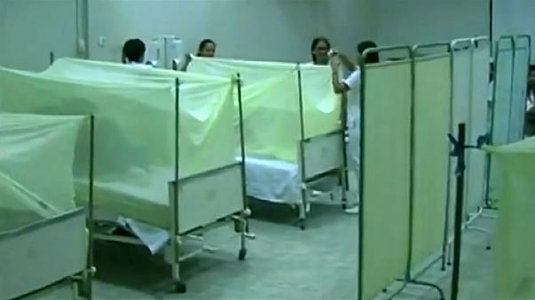 Peru enfrenta epidemia de dengue