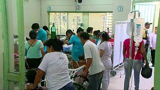 Dengue-láz terjed Peruban
