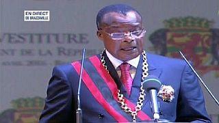 """""""Je ne suis pas Dieu, je n'ai jamais dit que je vais être président à vie"""" - Sassou N'guesso"""