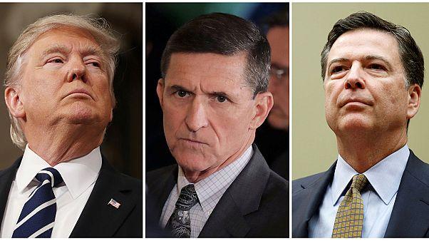 Trump a-t-il essayé de stopper l'enquête contre son ex-conseiller, Michael Flynn?