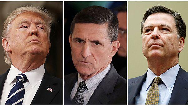 Trump a-t-il essayé de stopper l'enquête contre son ex-conseiller, Michael Flynn ?