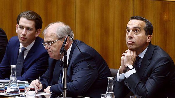 Austria: acuerdo para elecciones anticipadas el 15 de octubre