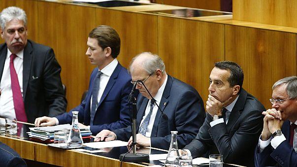 Австрийские партии определились с датой досрочных выборов