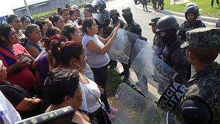 Folytatják a börtönökben lévő bandák felszámolását Hondurasban