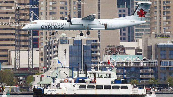 منع طرد المسافرين من الطائرات بسبب الحجز الزائد
