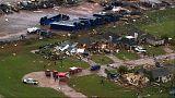 Los tornados dejan dos muertos en Estados Unidos